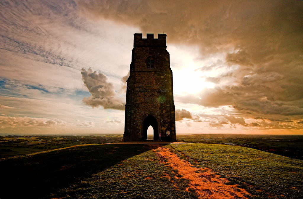 Glastonbury, Anglia Isle+of+Avalon%252C+Glastonbury+England