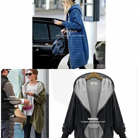 Semuanya Trendy Dan Bergaya. Pelbagai JEnis  Jacket, Blazer & Cardigan TErdapat Di Sini!