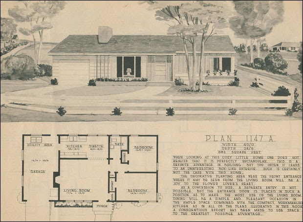 rancher%2B2 1950 ranch style house plans house design plans,1950 Ranch House Plans