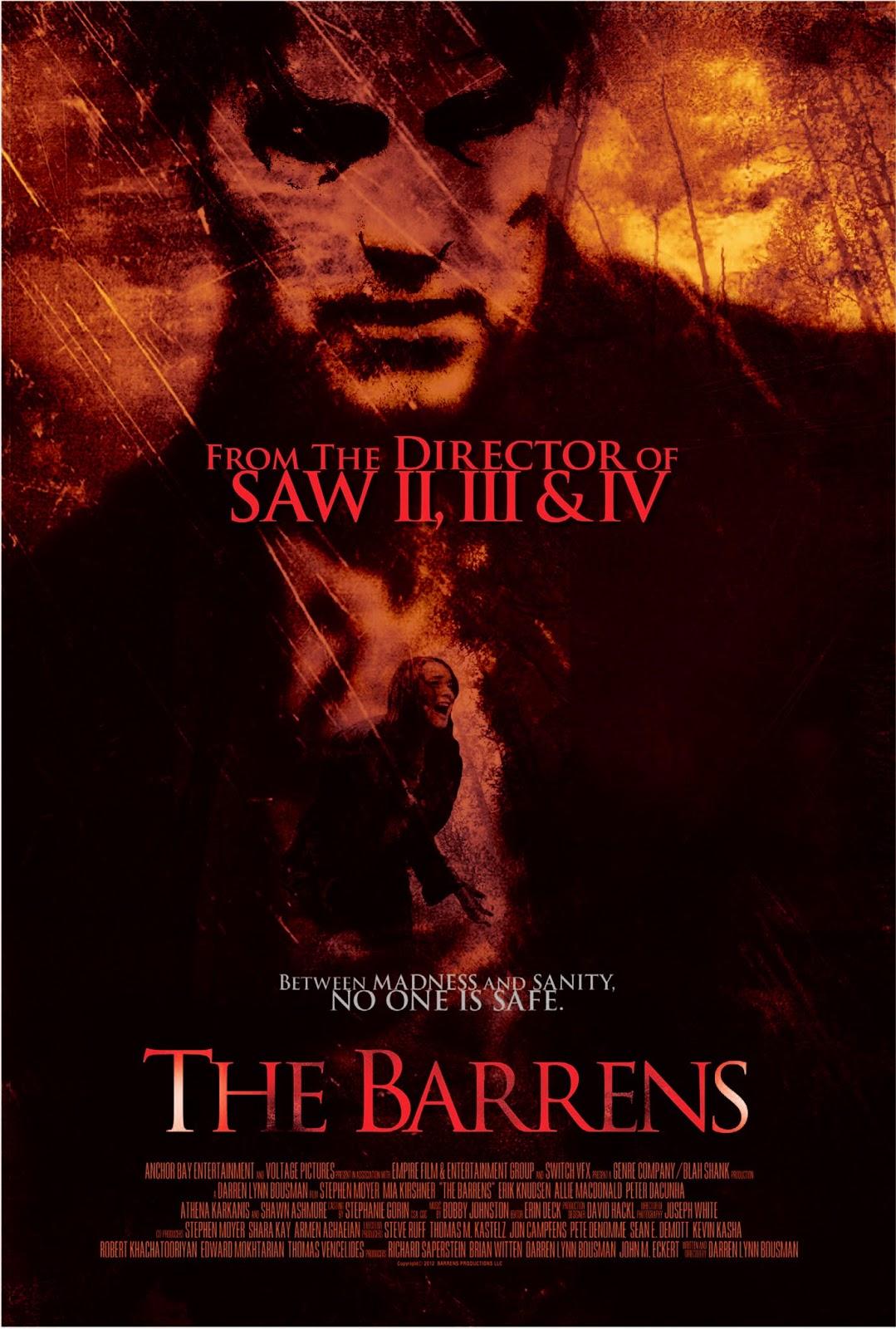 The Barrens 2012 ταινιες online seires xrysoi greek subs