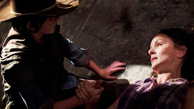 Lori. The Walking Dead