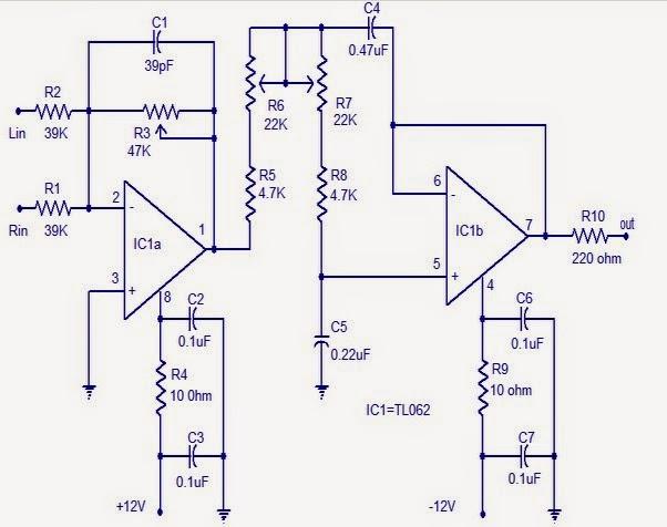 Designing simple low pass subwoofer filter - diyAudio