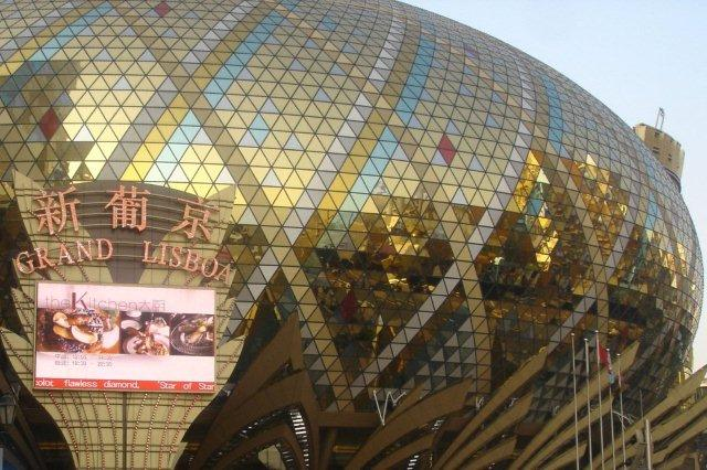 Casino Grand Lisboa, Macao