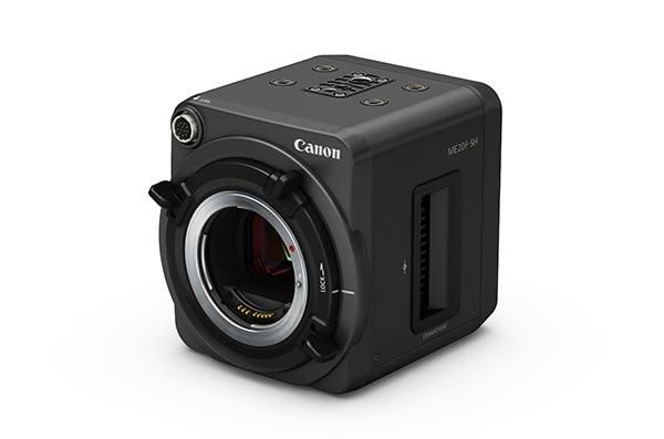 Esta câmara de vídeo Canon atinge ISO 4.000.000