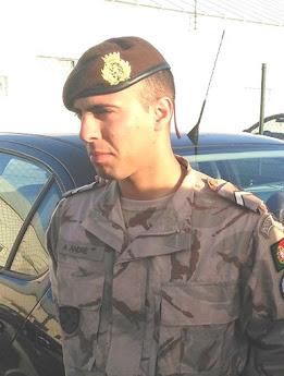 Jovem militar cascalense defende aeroporto de cabul