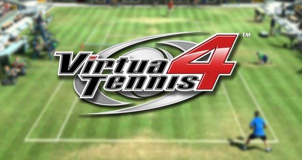 Cara Bermain dan Menyimpan Save Game Virtua Tennis 4 Tanpa Login