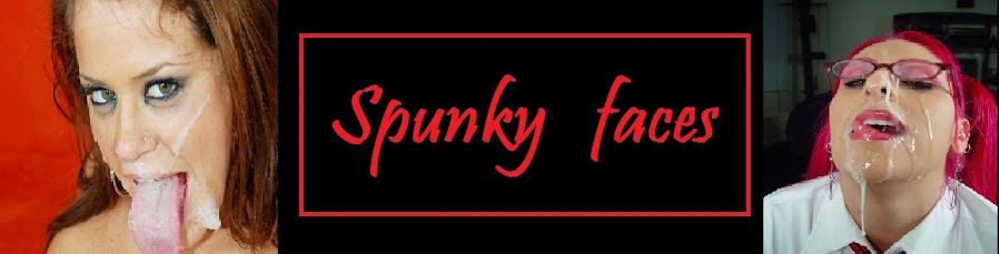 Spunky Faces - watch Free porn with local sluts getting facial cumshot