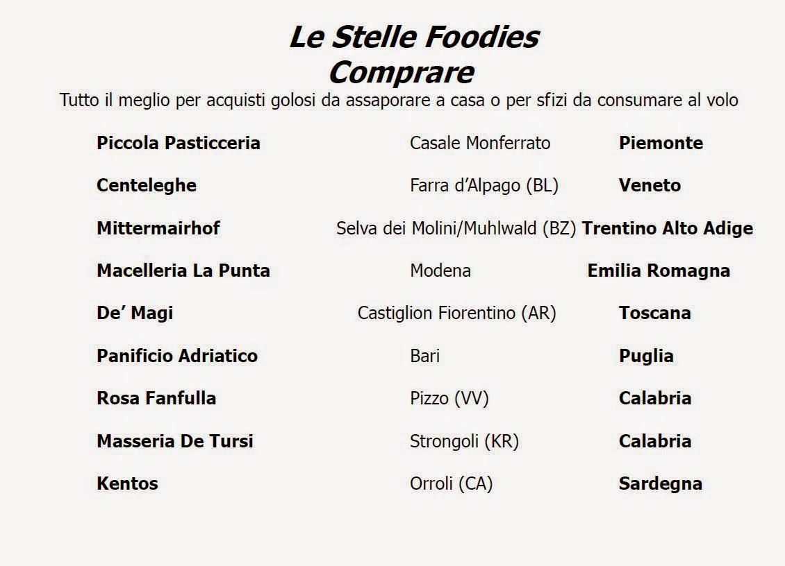 presentazione guida foodies 2015 gambero rosso