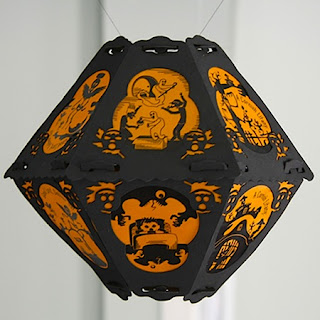 Limited edition Cornish Litany, Halloween lanterns by Bindlegrim for 2012