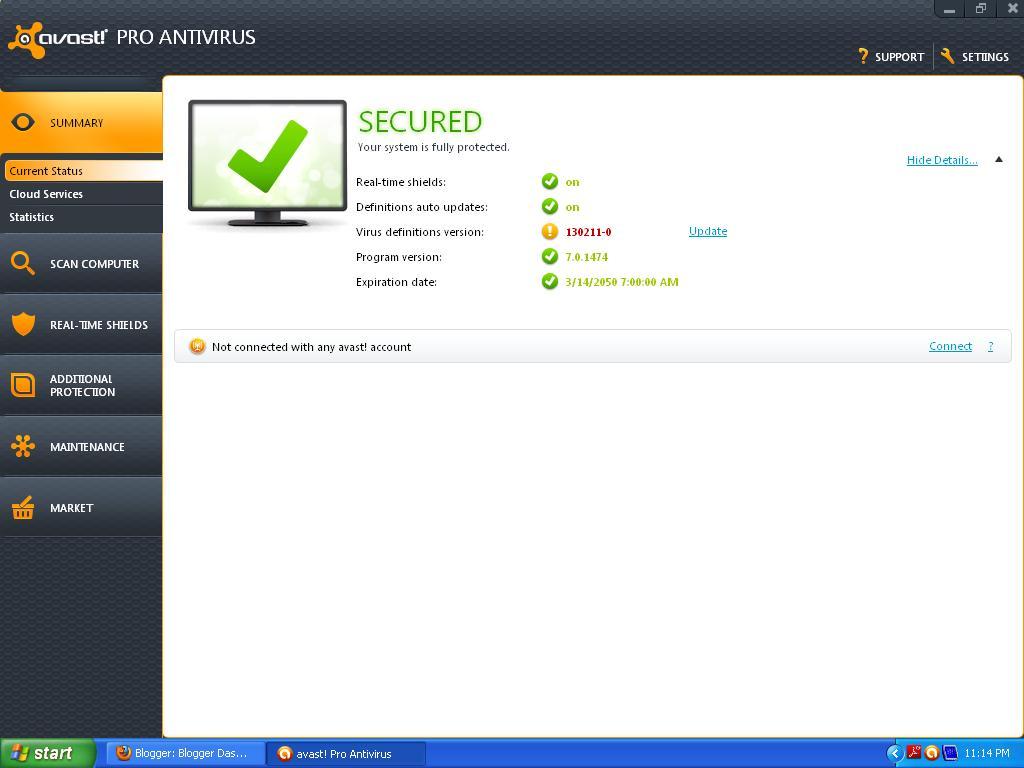 avast antivirus serial key generator