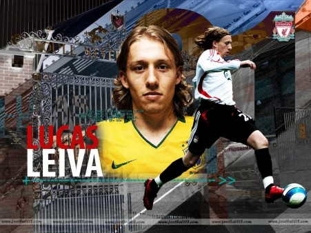 Leiva Lucas wallpaper Liverpool