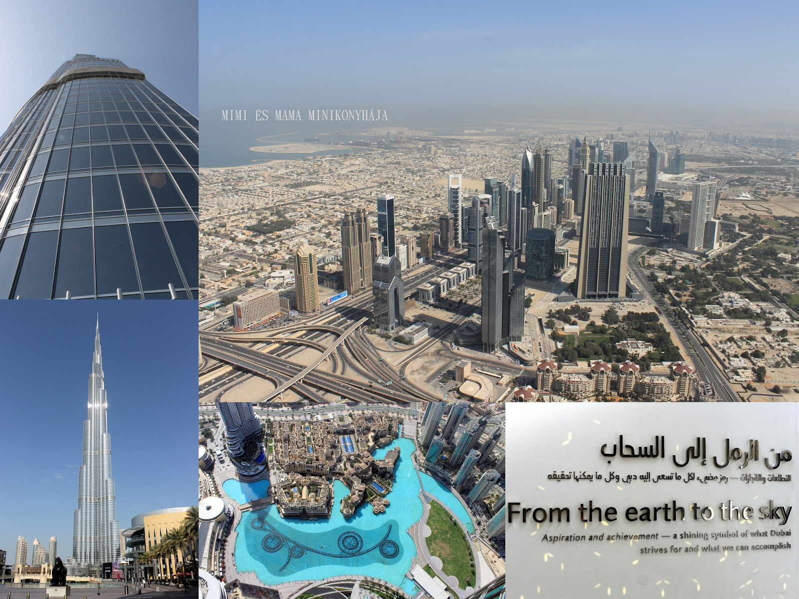 Dubai, Egyesült Arab Emírségek látnivalók