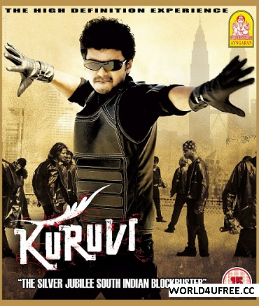 Kuruvi 2008 Hindi Dubbed BRRip 480p 450mb