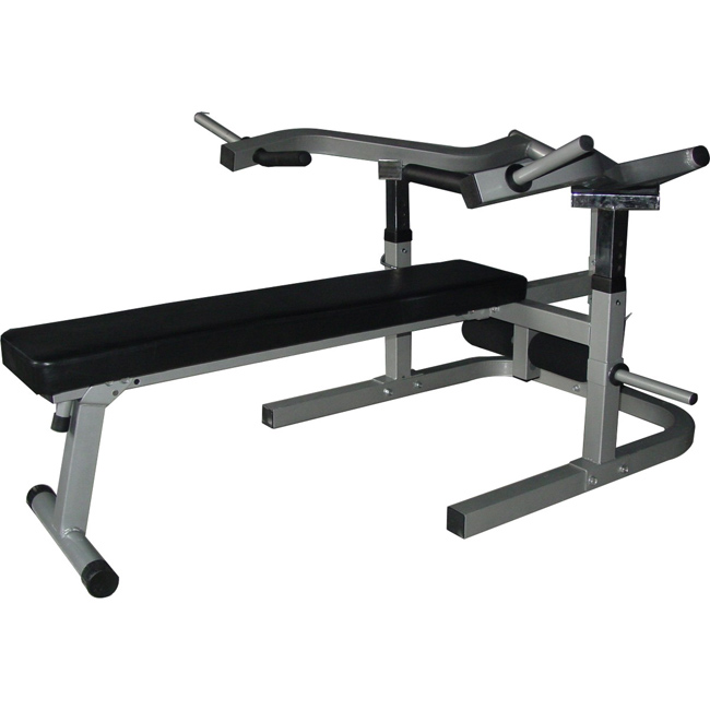 machine bench presses
