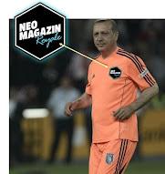 Erdogan wirbt für Böhmermann