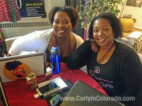 www.curlyincolorado.com Denver Natural hair care expo