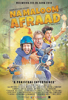 Na Maloom Afraad 2014 480p Urdu HDRip Full Movie