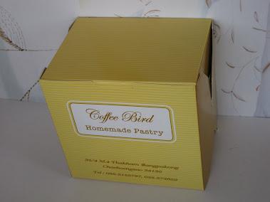 กล่อง เบเกอรี่พิมพ์ 1สี