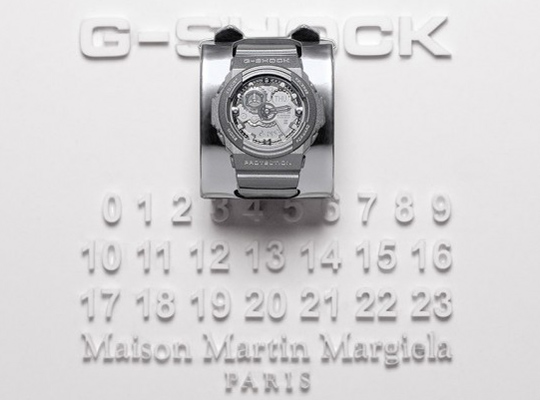 Maison Martin Margiela for G-Shock