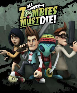 All Zombies Must Die! Free Download For Pc