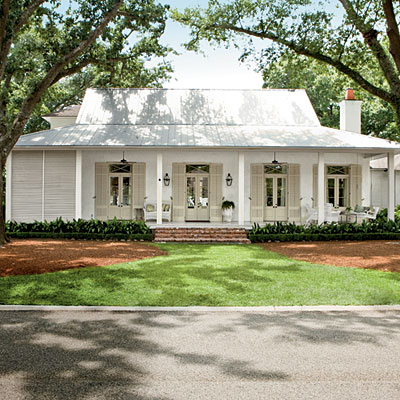 Trove interiors southern style for Southern homes louisiana