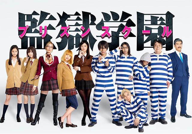 Live Action Prison School