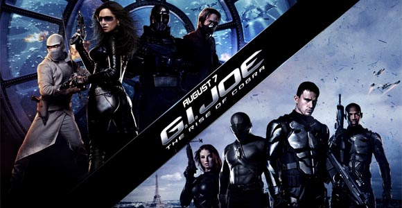 G.I. Joe: The Rise of Cobra (2009) - කෝබ්රාගේ පිබිදීම