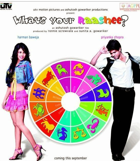 Whats Your Raashee 2009 Hindi DVDRip 700MB