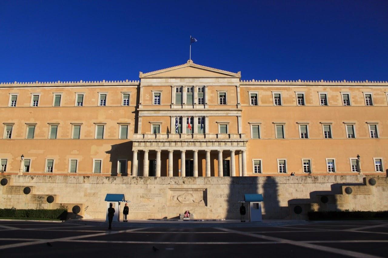 Palacio del Parlamento de Atenas