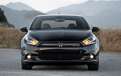 2013 Dodge Dart Limited Front