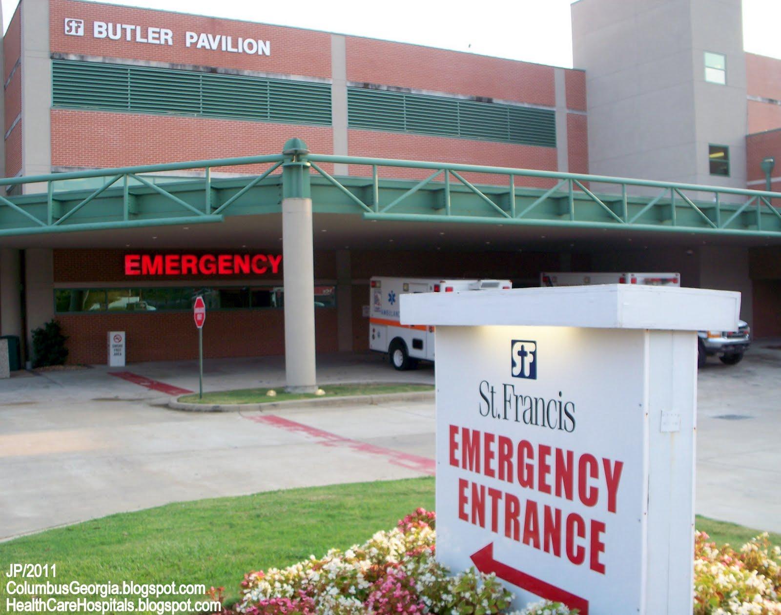 Columbus Hospital Emergency Room Phone Number