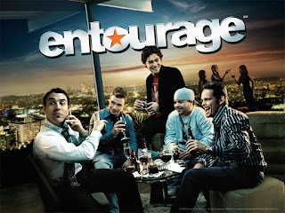 poster promoting Entourage the movie