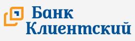 Банк Клиентский логотип