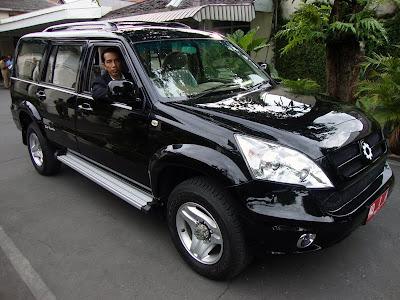 2012 mobil Esemka SUV type