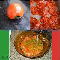 Aqui está uma receita para fazer tomates secos, igualzinho a nonna fazia na Itália