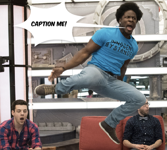 BBCAN3 Godfrey Jumping After JP Evicted