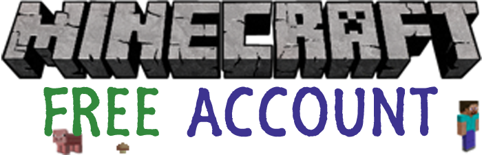 Free Minecraft Premium Accounts Giveaway!
