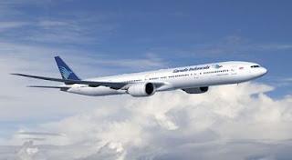 Penerbangan Garuda Delay