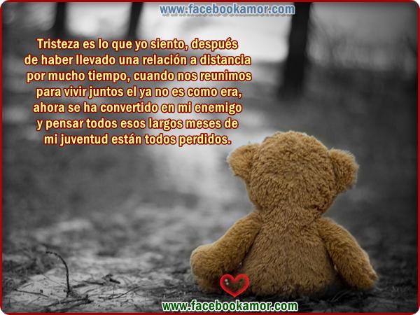 Tristeza de Amor Para Facebook Para Facebook Amor