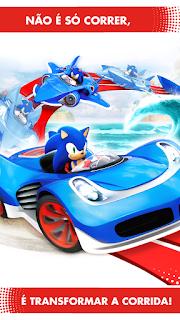 Sonic & Sega All-Star Racing