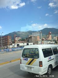 Colombia November 2012