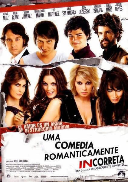 Uma Comédia Romanticamente Incorreta – Dublado (2010)