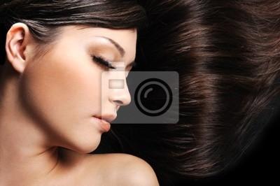 Das Klären des Haares das Klettenwurzelöl