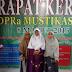 Putri Mbah Maridjan Hadiri Raker PKS di Bekasi