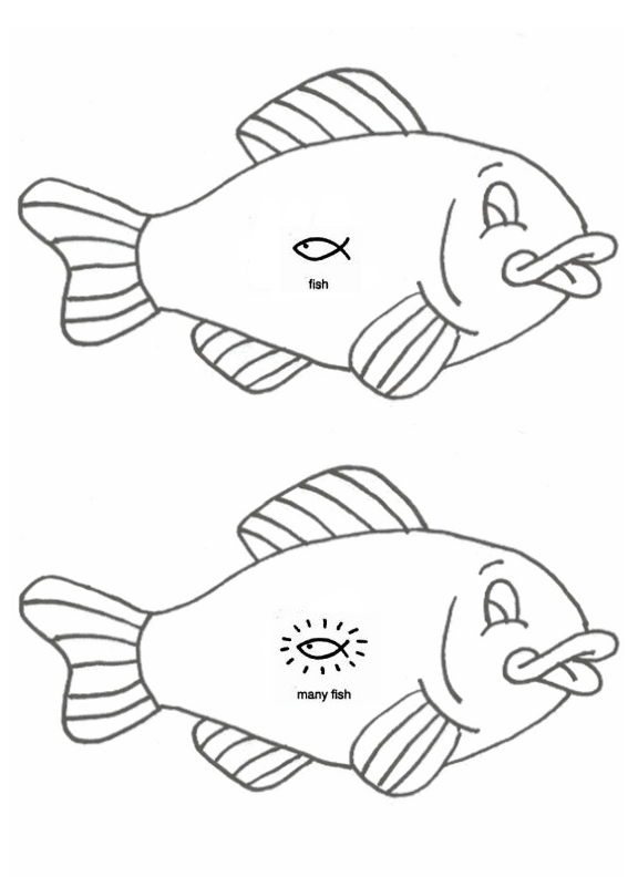 Printable Native American Indians Symbol Fish title=