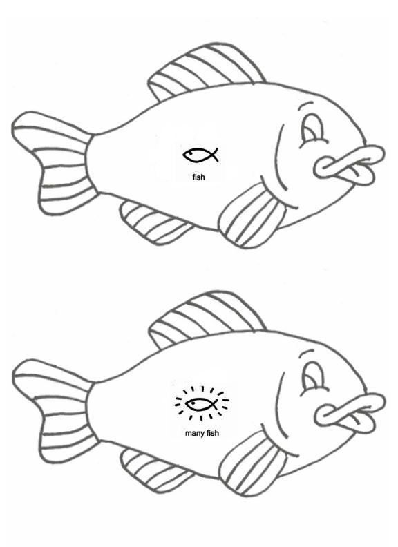 Printable Native American Indians Symbol Fish title=