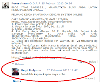 Cara Membuat Threaded Comment pada Blog