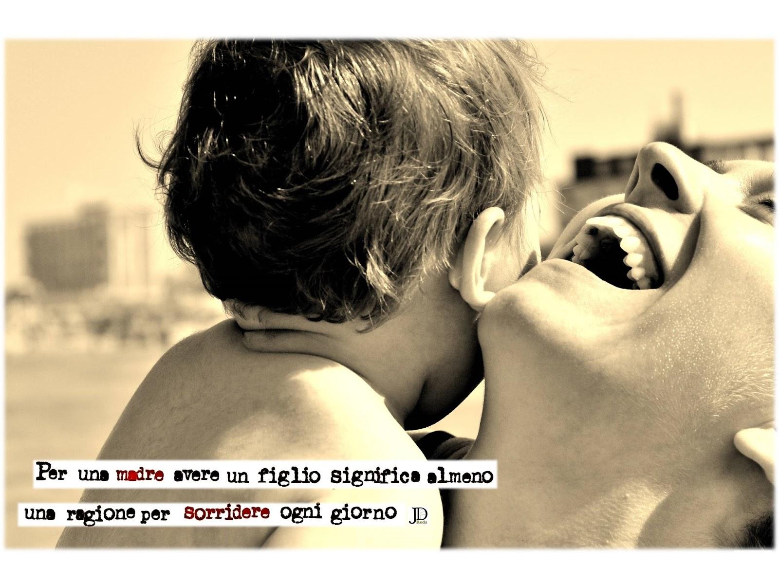 frasi d'amore x un figlio