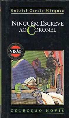 Ninguém Escreve ao Coronel, Gabriel García Márquez, El Coronel no Tiene quien le Escriba