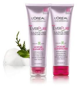 Amostra Gratis Shampoo L'Oreal EverPure